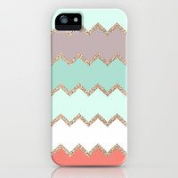 AVALON CORAL iPhone & iPod Case by Monika Strigel | Society6