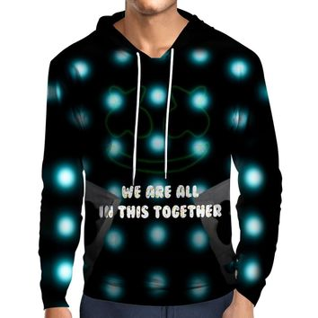 Marshmello Together Hoodie