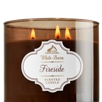 3-Wick Candle Fireside