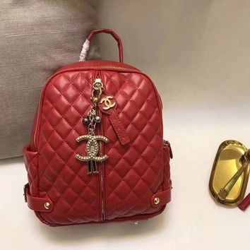 CHANEL 2018 new backpack