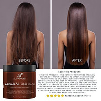 Argan Oil Hair Mask Deep Conditioner 8 Oz
