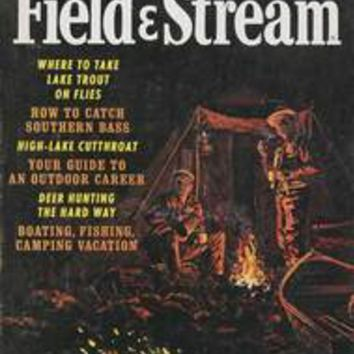 FIELD & STREAM: April 1967