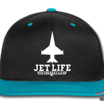 Jet Life To The Next Life Snapback