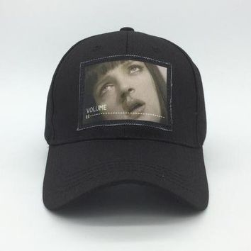 """Mia Wallace"" Pulp Fiction Cap"