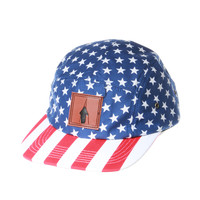 Uncle Sam's Aspen Vacay American Flag Hat