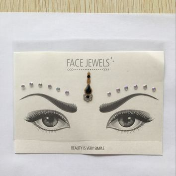 Face Jewels