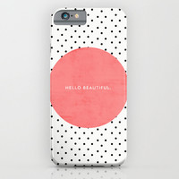 Hello iPhone, smartphone, Samsung Galaxy, HTC iphone case