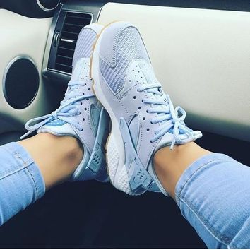 PEAPON Nike Air Huarache ''Dolphin Blue''