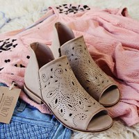 Nash Lace Booties