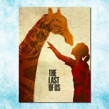 The Last Of Us Art Silk Canvas Poster Print Zombie Survival Horror Action TV Game Pitcures 13x18 20x27 inches (more)-9