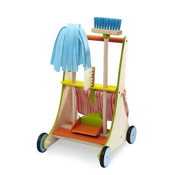 Wonderworld Cleaning Cart - Smart Gear 1009746 - Housekeeping - FAO Schwarz®