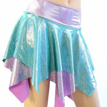 Double Layer Pixie Skirt