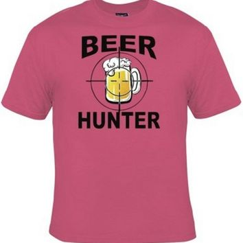 Beer Hunting T-Shirt Women's
