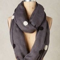 Canutte Scarf by Anthropologie in Dark Grey Size: One Size Scarves