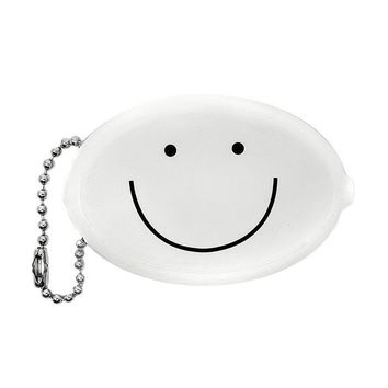 Smiley Face Coin Pouch