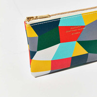 Delfonics Mosaic Small Pouch | Urban Outfitters