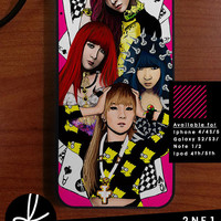 2NE1 Illustration case (available in various devices)