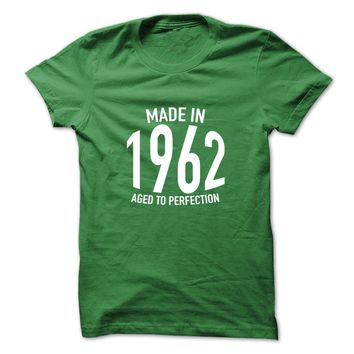 Made in 1962 Aged to Perf