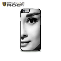 Audrey Hepburn iPhone 6 Plus Case|iPhonefy