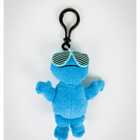 Cookie Monster Plush Clip On