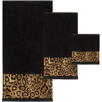 Walmart: Creative Bath Zsa Zsa 3-Piece Towel Set