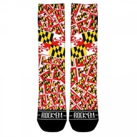 Rock 'Em Socks - Maryland | Lacrosse Unlimited