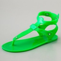 Marc by Marc Jacobs Jelly Thong Sandals | SHOPBOP
