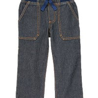 Pull-On Engineer Striped Jeans