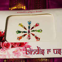 Party & Wedding Crystal Bindi Collections.