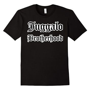 Juggalo Brotherhood Old English Tee Shirt