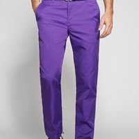 The Highland Pant - Purple
