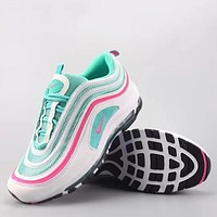 Trendsetter Wmns Nike Air Max 97 Prm Fashion Casual Sneakers Sport Shoes