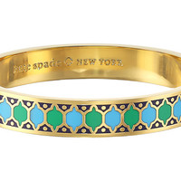 Kate Spade New York Idiom Bangles Mint Condition - Hinged Bracelet