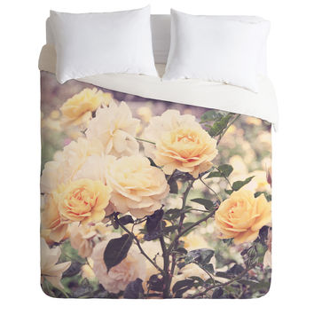 Bree Madden Sunshine Bloom Duvet Cover