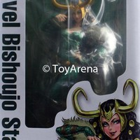 Kotobukiya Marvel Comics Lady Loki Bishoujo Statue MK199 USA SELLER IN STOCK