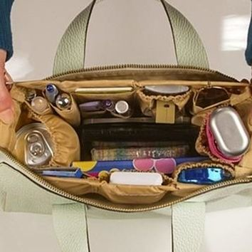 Purse Space Saver Organizer / Inserts into any Handbag