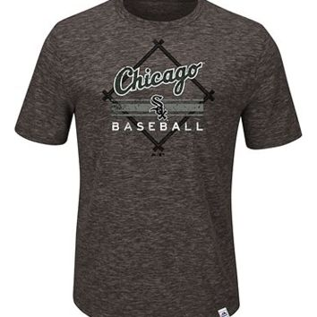 Chicago White Sox Men's In The Beginning Short Sleeve Crew Neck Tee