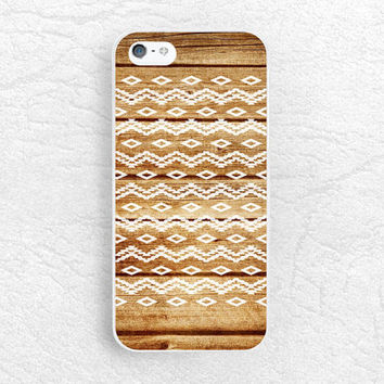Aztec Navajo Tribal wood print Phone Case for iPhone 6 iPhone 5s, Sony z1 z2 z3, LG g3 nexus 5, Moto g Moto x, Htc One M9 M8, s6 edge -G24