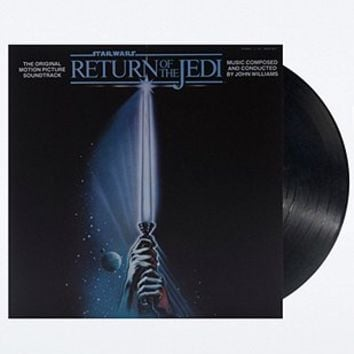 John Williams: Star Wars: Episode VI - Return of the Jedi Vinyl Record - Urban Outfitters