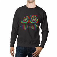 Arctic Monkeys Tye Dye Unisex Sweaters - 54R Sweater