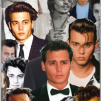 Johnny Depp Collage by tatianaedell