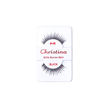 Christina #46 False Eyelashes - Pack of 3