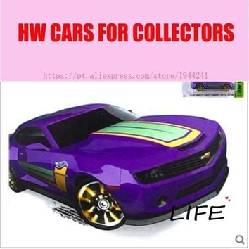 CREYLD1 Hot Wheels 1:64 chevy camaro concept Car Models Metal Diecast Cars Collection Kids Toys Vehicle For Children Juguetes
