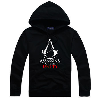 Assassins Creed Unity Black Hoodie