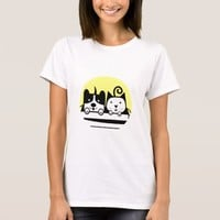 dog and cat T-Shirt