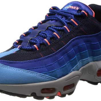NIKE Men s Air Max 95 Premium Running Shoe 20fa053ae499