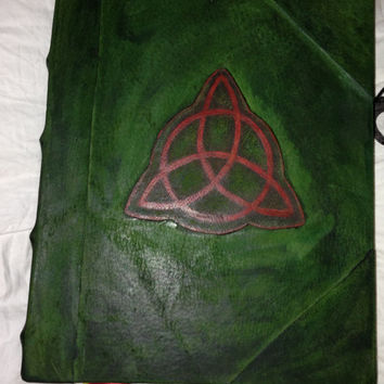 "Witches Wicca ""Charmed"" Book of Shadows real Spells Rituals Magick Info Screw Post Witches Book of Shadows"