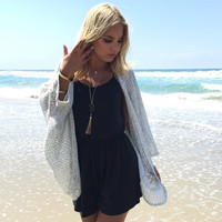Winter Wonderland Knit Cardigan