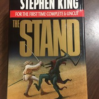 The Stand By Stephen King 1st Ed 1990($ 30) - Mercari: BUY & SELL THINGS YOU LOVE
