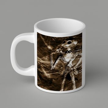 Gift Mugs | Jack Skellington Nightmare Ceramic Coffee Mugs